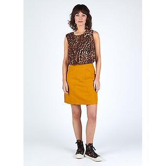 The #8005 utility skirt - yellow