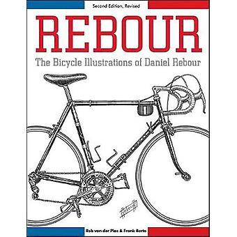 Rebour The Bicycle Illustrations of Daniel Rebour