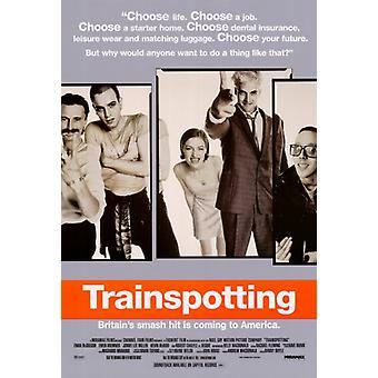 Trainspotting Movie Poster Print (27 x 40)