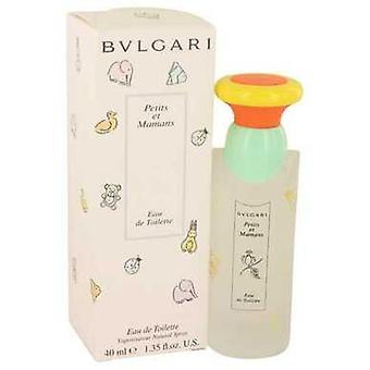 Petits & Mamans By Bvlgari Eau De Toilette Spray 1.3 Oz (women) V728-537526