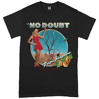 No Doubt Tragic Kingdom Cover Officiel Tee T-Shirt