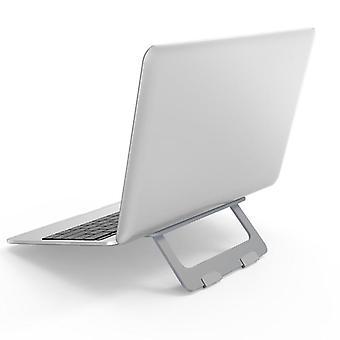 Suport laptop cu bază pliabilă - Gri