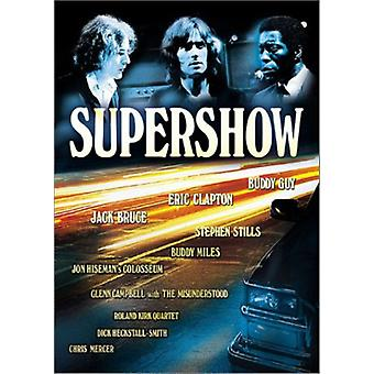Supershow [DVD] USA import