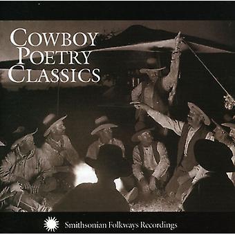 Cowboy Poetry Classics - Cowboy Poetry Classics [CD] USA import