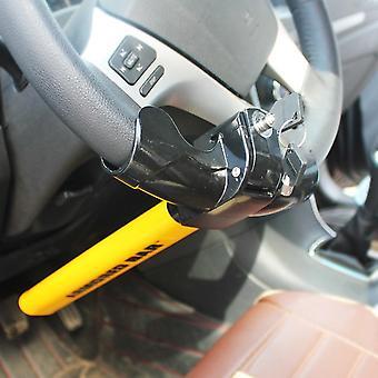 Car Lock T Shape Portable Practical Steering Wheel Clamp Lock