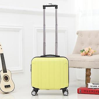 حقيبة المقصورة مع حقيبة عربة عجلات تحمل على المتداول الأمتعة Bagage ترولي