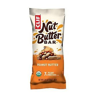 Peanut Energy Bar Filled with Peanut Butter Bio 1 unit