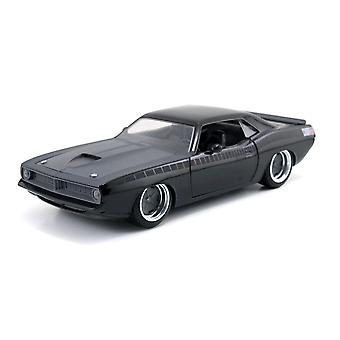 F&F 1973 Plymouth Narracuda 1:24 Scale Hollywood Ride