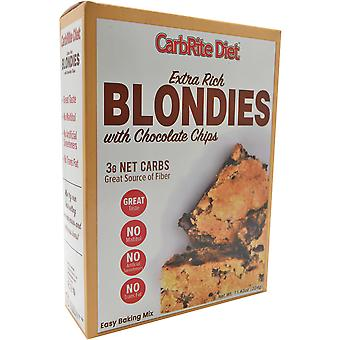 Universal Nutrition CarbRite Diet Maltitol-Free Low-Carb Blondie Mix