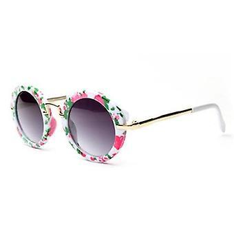 Cool Round Anti Uv Vintage Eyeglasses
