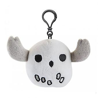 Harry Potter Peluche Sac Charm Hedwig