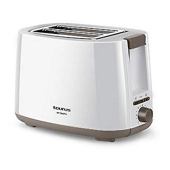 Brödrost Taurus My Toast II 750W Vit