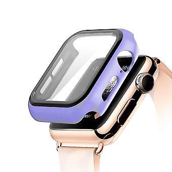 Glas+täck Apple Watch Case, Härdat skärmskyddstillbehör