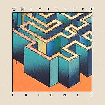 White Lies - Friends [CD] USA import