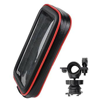 TechFlo Smartphone Bike Handlebar Holder Mount Waterproof Case Weather Resistant