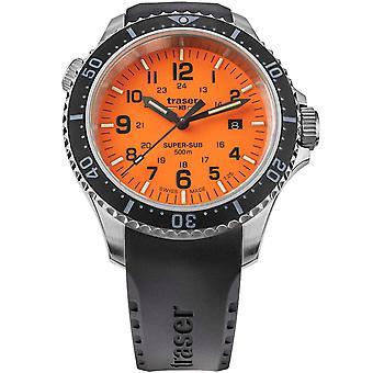 Mens Watch Traser H3 109380, Quartz, 46mm, 50ATM