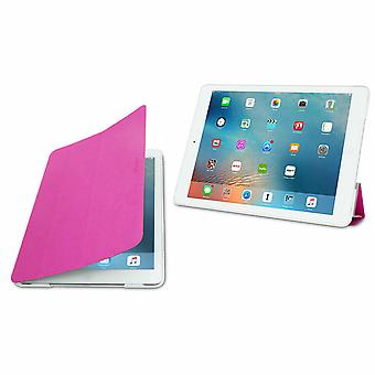 XtremeMac Ultra Thin Total Protection MicroFolio Case Voor iPad 5th Gen/Air, Roze