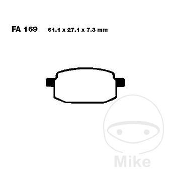 EBC SFA - Scooter Remblokken (SFA169)