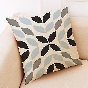 45*45 Home Decor Cushion Simple Geometric Throw Pillowcase