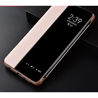Smart View Leather Case