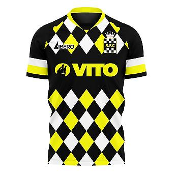 Boavista 2020-2021 Away Concept Football Kit (Libero)