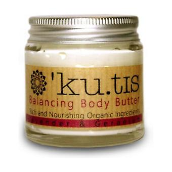 Lavender and Geranium Body Butter 30 ml