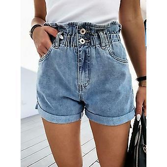 Frauen High Waist Denim Jeans