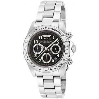 Invicta  Speedway 17025  Stainless Steel Chronograph  Watch