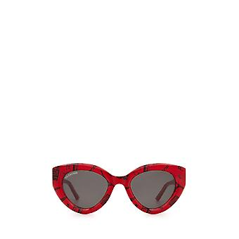 Balenciaga BB0073S red female sunglasses