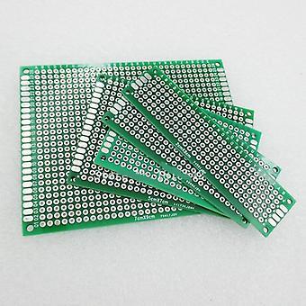 Kaksipuolinen kupari, prototyyppi elektroninen, Pbc Board Kit