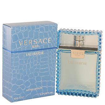 Versace Man Eau Fraiche After Shave von Versace 3.4 oz Eau Fraiche nach Rasur