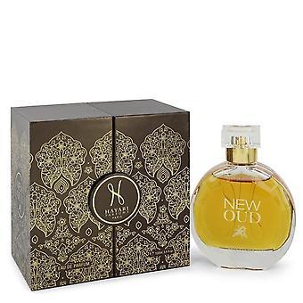 Hayari New Oud Eau De Parfum Spray (Unisex) By Hayari 3.4 oz Eau De Parfum Spray