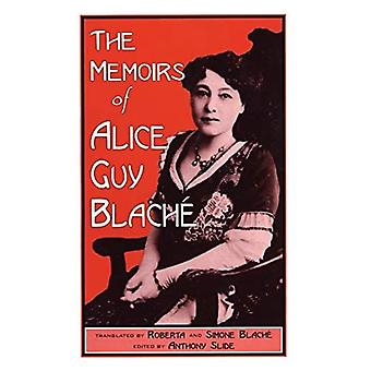The Memoirs of Alice Guy Blache (The Scarecrow Filmmakers Series)