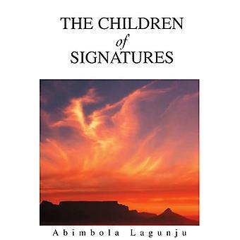 Kinderen van Handtekeningen