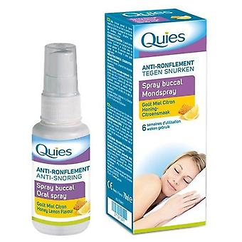 Quies Oral Anti Snoring Spray 70 ml