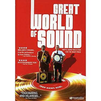 Fantastiska värld av ljud [DVD] USA import
