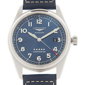 Longines Spirit Automatic Blue Dial Men's Watch L3.811.4.93.0