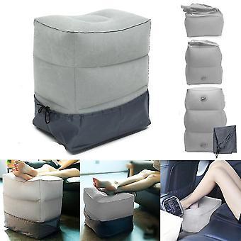 Tragbare Reise Fußstütze Kissen Bett Fuß Rest Pad