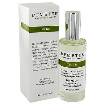 Demeter chai tea cologne spray by demeter 466855 120 ml