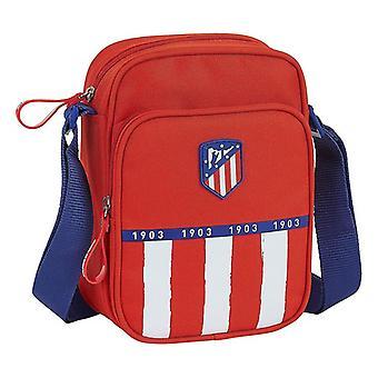 Shoulder Bag Atlético Madrid 20/21 Blue White Red