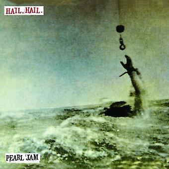 Pearl Jam - Hail Hail / Black Red Yellow [Vinyl] USA import