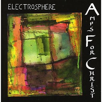 Amps for Christ - Electrosphere [CD] USA import