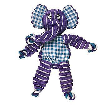Kong Floppy Knots Elephant - Medium/large