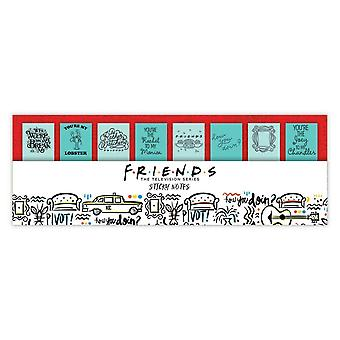 Friends Sticky Tabs (Pack of 8)