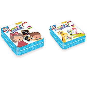 Kids Create 26 Educational Flash Cards Ages 3+
