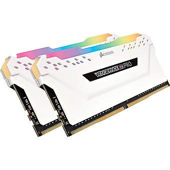 Corsair Vengeance CMW16GX4M2C3200C16W moduł pamięci 16 GB DDR4 3200 MHz