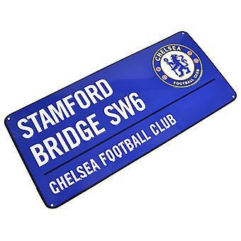 Chelsea Colour Metal Street Sign
