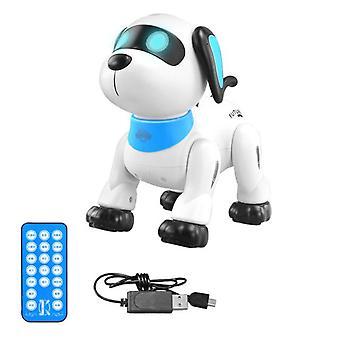 אינטליגנטי תכנות הדגמה rc רובוט סימולציה כלב פעלולים פעולה לשיר ריקוד induction אינדוקציה ילדים מרחוק צעצוע