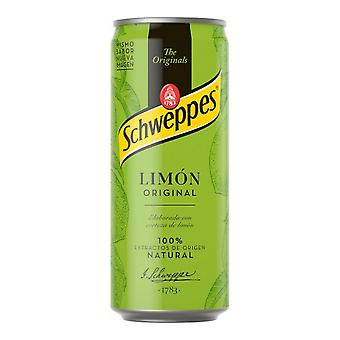 Forfriskende Drik Schweppes Lemon (33 cl)