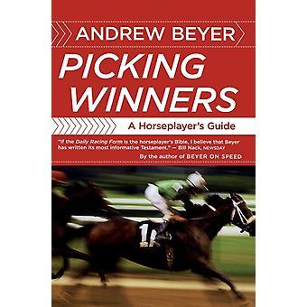Andrew Beyerin voittajien valitseminen
